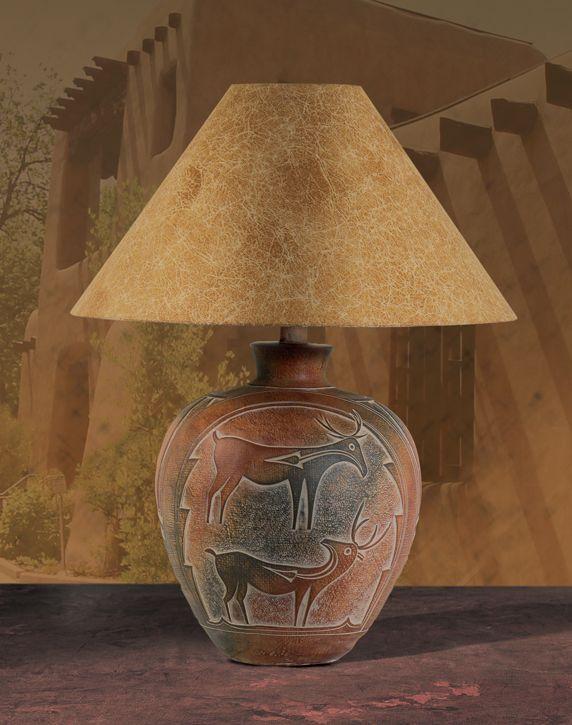 Southwest Lamp, AH-6185 - Southwest Lamp, AH-6185 Shopping Pinterest Southwestern