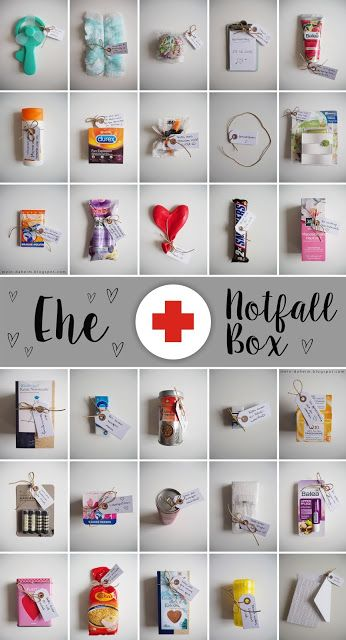 mi-hogar: #DIY | Caja de emergencia matrimonio