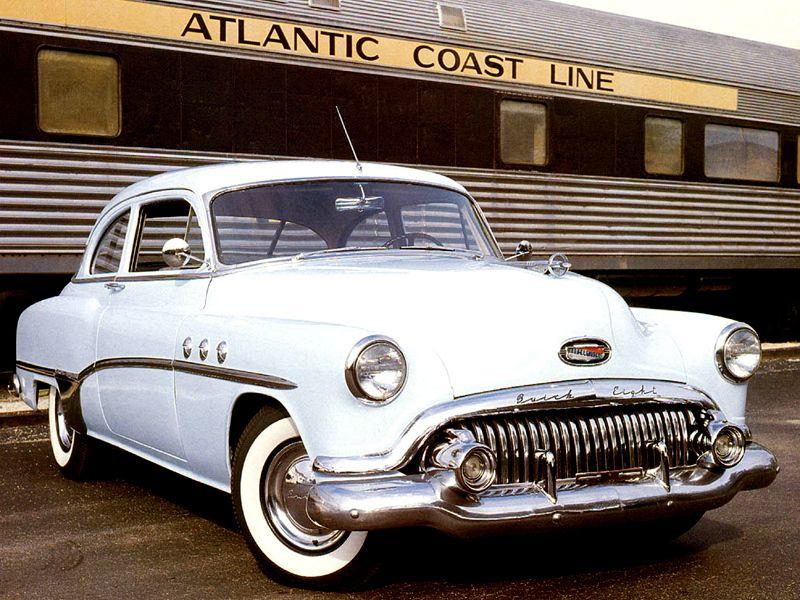 Buick Special Deluxe Tourback Sedanet (48D-4311D) '1951