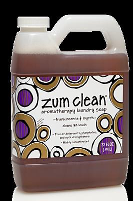 Frankincense And Myrrh 32 Oz Zum Clean Laundry Soap In 2020