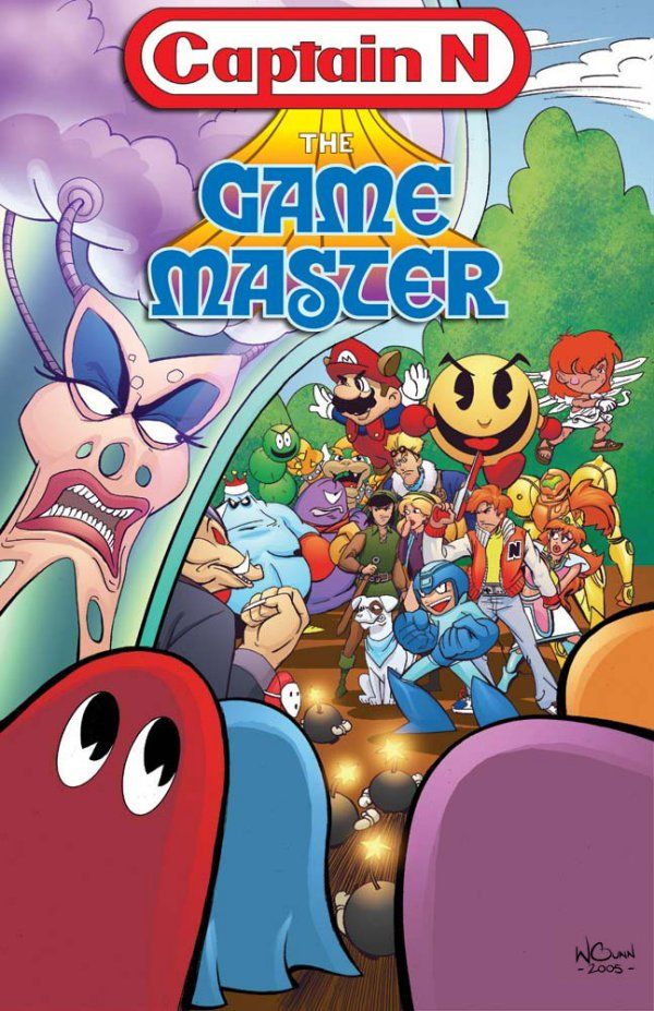Captain N - The Game Master: Michael Jackson