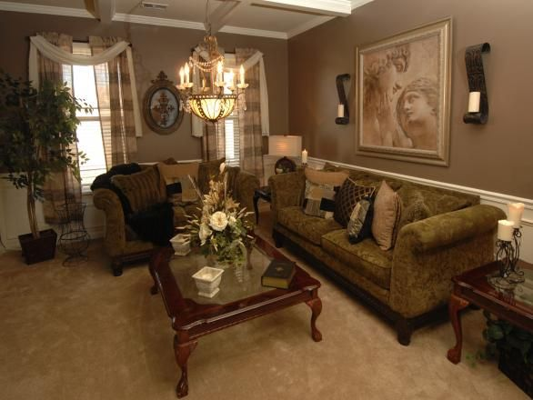 Old World Home Decorating Ideas E Into A Living Room With An Decor Jim Blaylock Staff