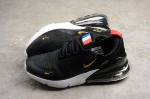 Nike Air Max 270 Flyknit Phillippines White Yellow Blue