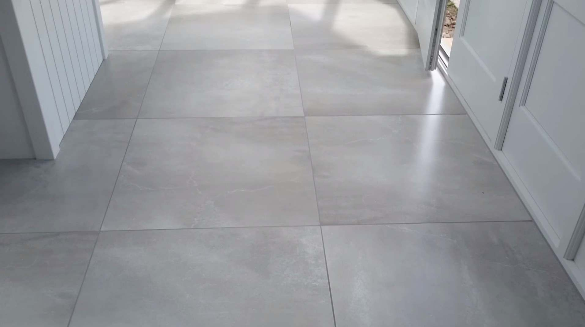 Advance Grey Concrete Effect Floor Tile Floor Tiles From Tile