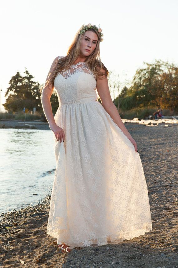 country style wedding dresses plus size   Wedding   Pinterest ...