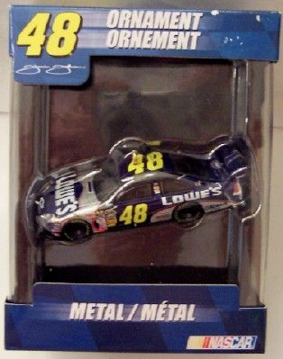 Jimmie johnson nascar 48 american greetings collectible car jimmie johnson nascar 48 american greetings collectible car christmas ornament 1999 m4hsunfo Image collections