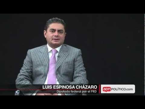 Cházaro, un nexo entre la izquierda y la iniciativa privada - YouTube ADN político