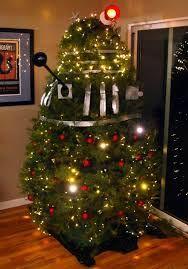 Dalek Christmas tree hahahaha!!!!!!!!!!