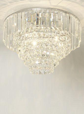 large paladina flush light