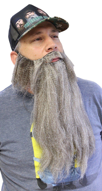 old man beowulf. AmazonSmile: Extra Long Fake Grey Salt ... Old Man Fake Beard