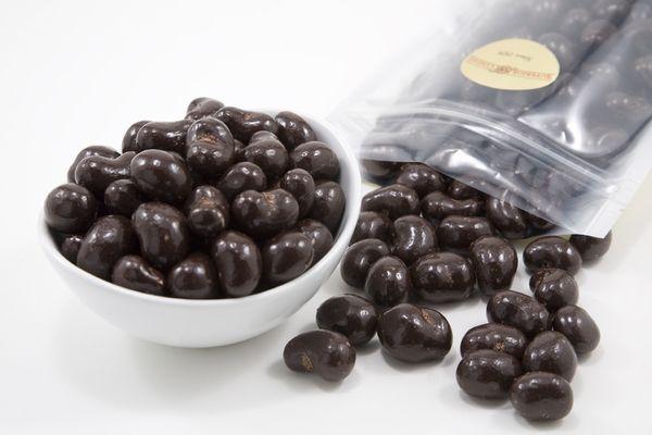 Dark Chocolate Covered Cashews Chocolate Delight Chocolate Covered Chocolate Treats
