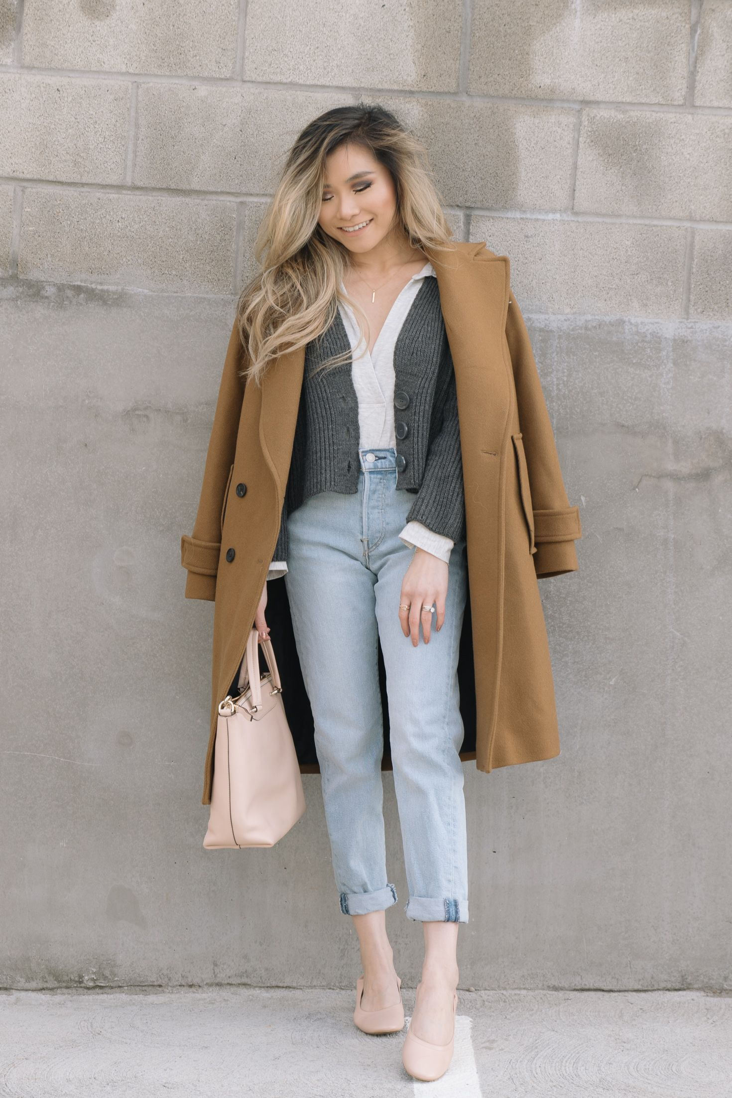 c01d2eb45c5 WINTER to SPRING outfits transition ideas