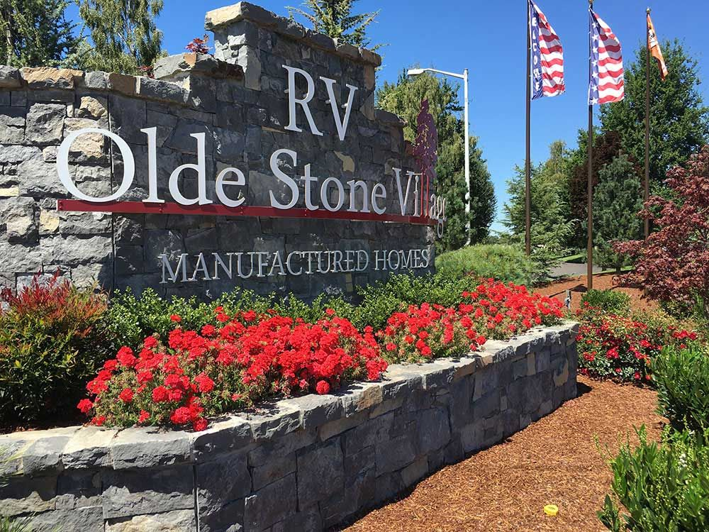 OLDE STONE VILLAGE RV PARK at MCMINNVILLE OR (With images