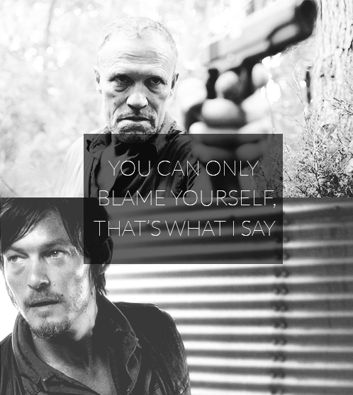 Daryl and Merle Dixon ~ The Walking Dead Fan Art