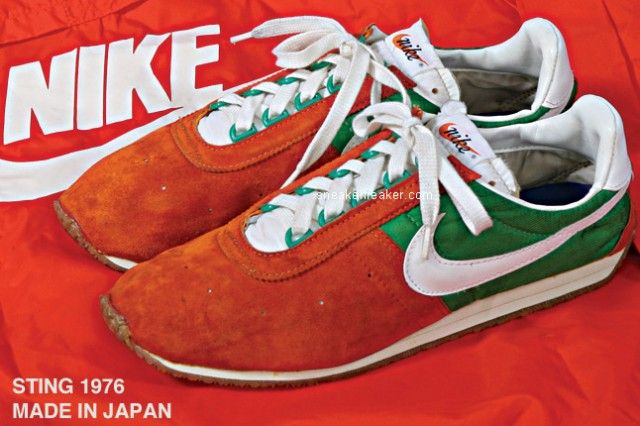 pretty nice e2b7b 8d7b2 1976 Sting Vintage Nike, Vintage 70s, Vintage Shoes, Nike Gear, Sweatpants,