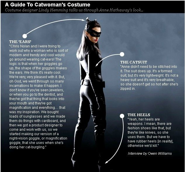 Anne Hathaway Dark Knight Rises: Catwoman Quotes - Google Search