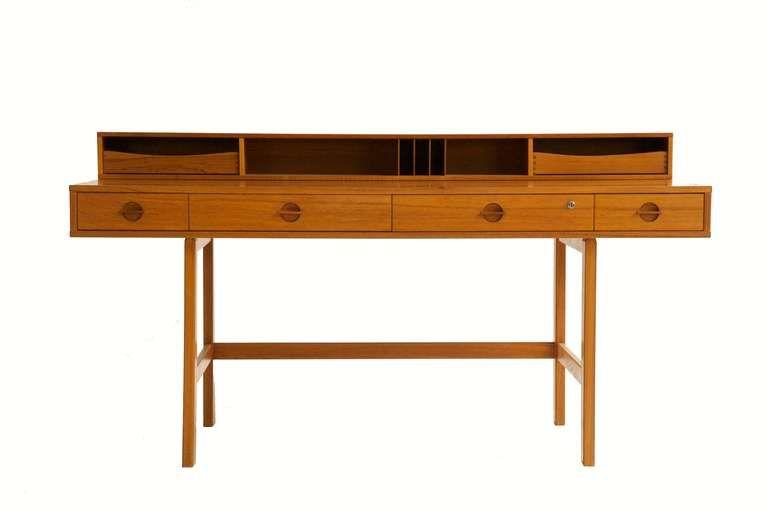 Jens Quistgaard Desk   From a unique collection of antique and modern desks at http://www.1stdibs.com/furniture/storage-case-pieces/desks/