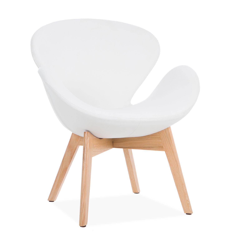 Inspirée de la Chaise Swan d Arne Jacobsen Si¨ge enveloppant avec