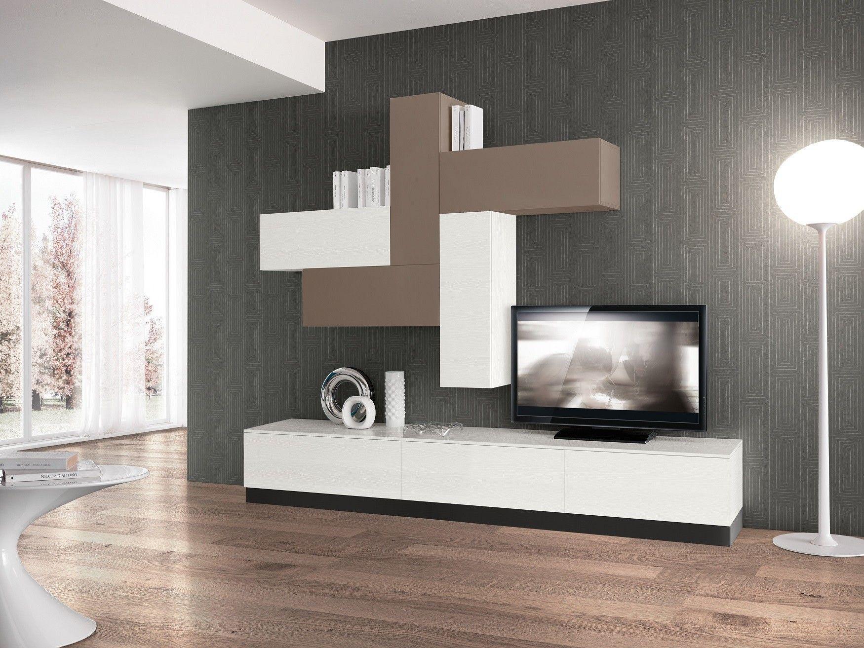 Illuminazione Per Soggiorno Moderno soggiorno moderno nuovo art.living29 - arredamentishop.it