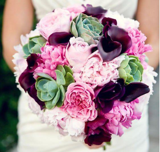 Lani Elizabeth Fine Design In Flowers San Jose Wedding Florist South Bay
