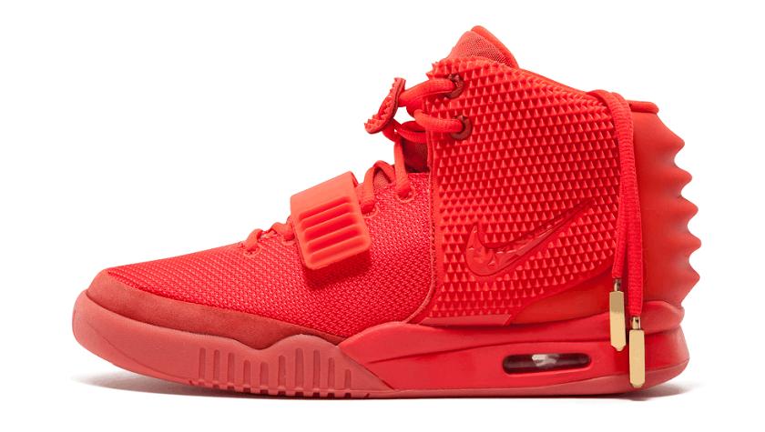 "Nike Air Yeezy 2 ""Red October""   Air yeezy, Yeezy 2 red october, Nike air"