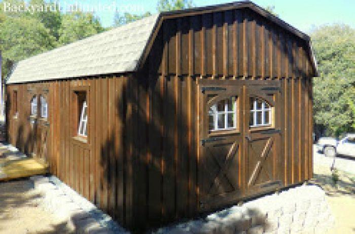 Garages & Large Storage Album | Image #1 | Backyard Unlimited