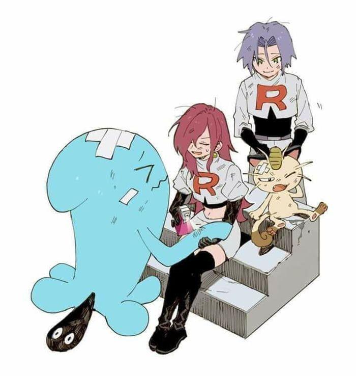 True Pokemon Trainers