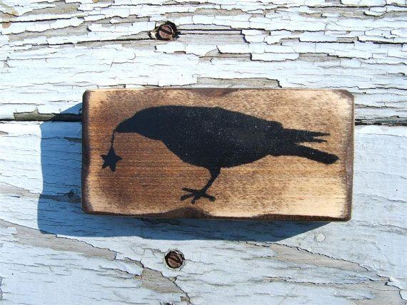 crow block