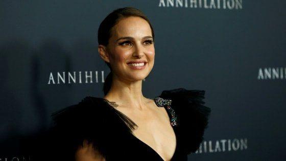 Natalie Portmandan örnek davranış