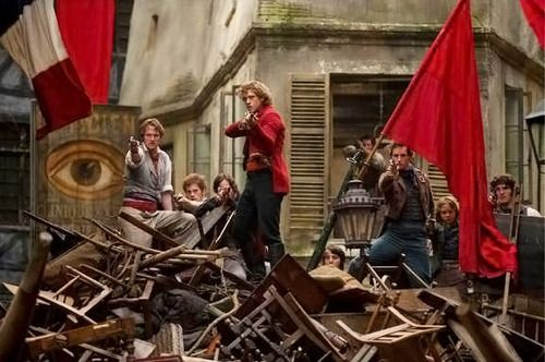 les miserables french revolution