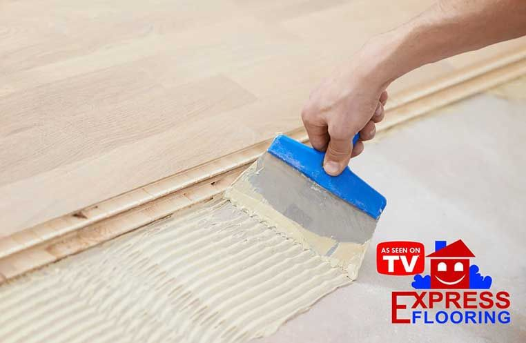 How to remove glue from laminate floor quick tips