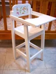 Resultado De Imagen Para Silla De Comer De Madera Para Bebe Furniture Palet Furniture Chair
