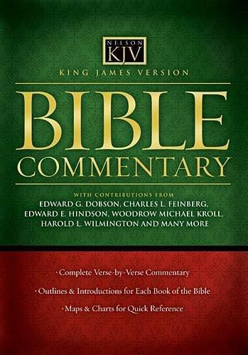 Bible Commentary: King James Version: Bible Commentary