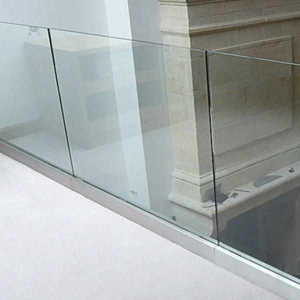 We Supply A Range Of Glass Balustrade Systems Including Frameless