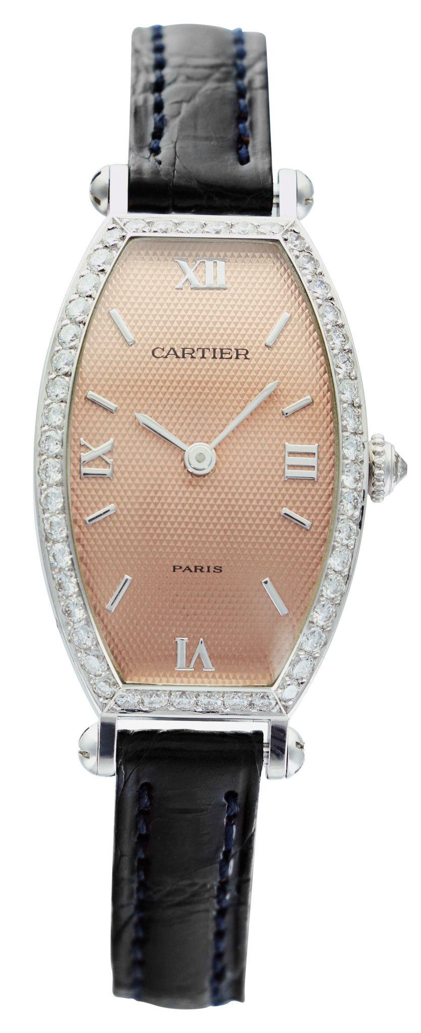 7f193285ff9 Cartier Tonneau