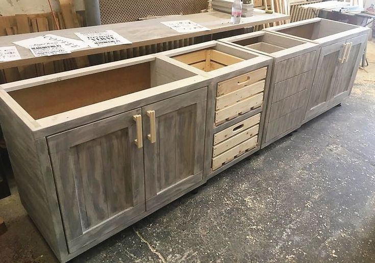 Kitchen DIY Pallet Design Ideas in 2020 | Pallet kitchen ...