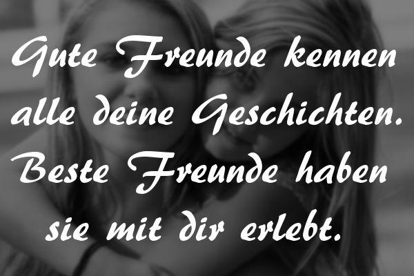 FREUNDSCHAFTSSPRÜCHE (140+) Süß, Schätzend & Schön ...