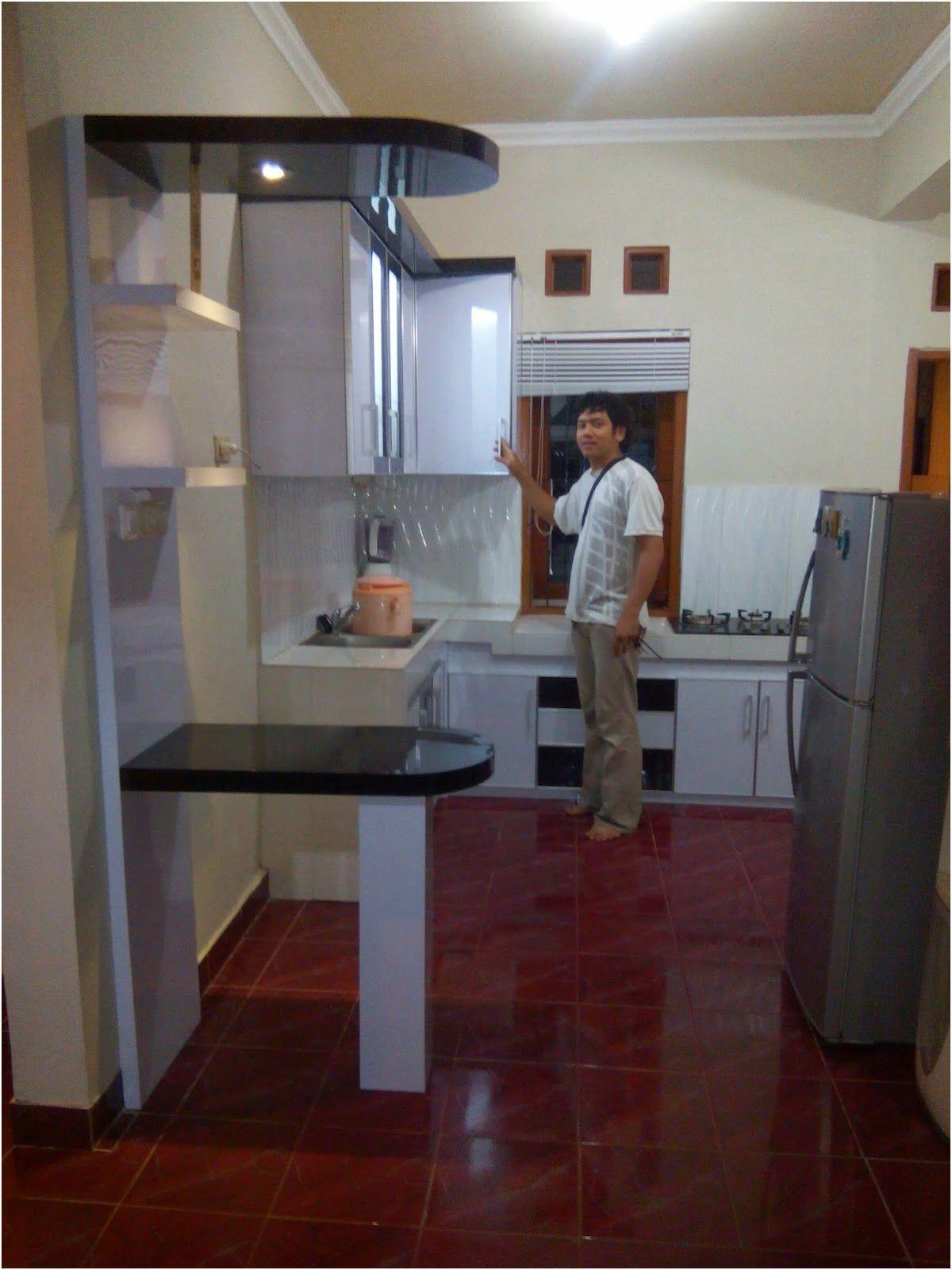 Kitchen Set Murah Pabrik Kitchen Set Minimalis Di 2020 Dekorasi Dapur Dapur Dekorasi