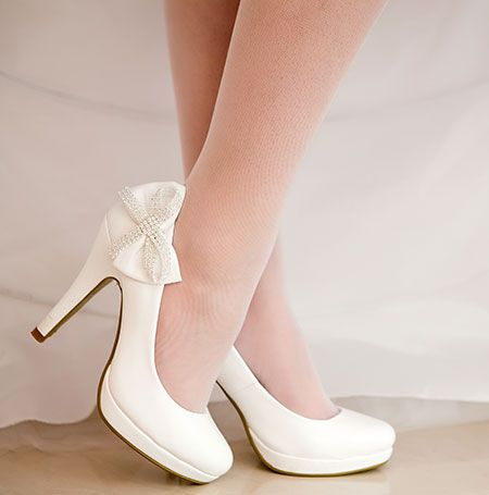 Incroyable Bridal Shoes Low Heel 2015 Flats Wedges PIcs In Pakistan Mid Heel .
