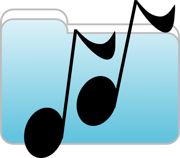 image for music folder music clip art music clip art free download rh pinterest com music clipart vector free download