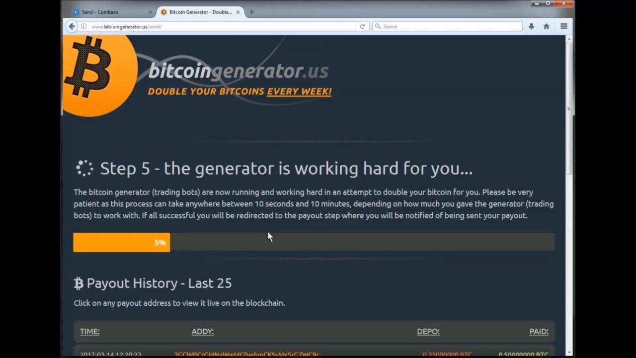 Auto Bitcoin Generator No Survey Make Money with Bitcoin