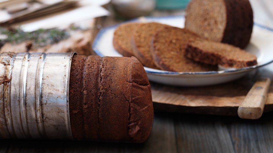 Boston Brown Bread Recipe Brown bread, Brown bread