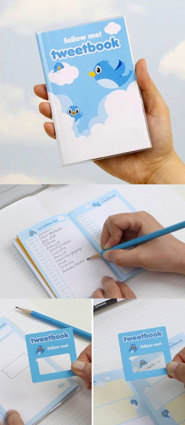 The Tweet Mini Diary Notebook Is A Mini Size Notebook With Super