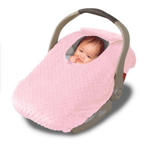Pleasant Jolly Jumper Sneak A Peek Infant Car Seat Cover Pink Car Pabps2019 Chair Design Images Pabps2019Com