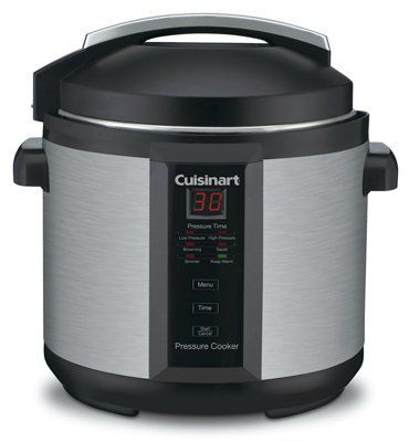 6QT Pressure Cooker // http://cookersreview.us/product/6qt-pressure-cooker/  #cooker #pressure #electric
