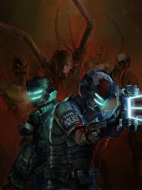 Comicsodissey Dead Space Valhallan Nebula Dead Space Game Art Windows Wallpaper