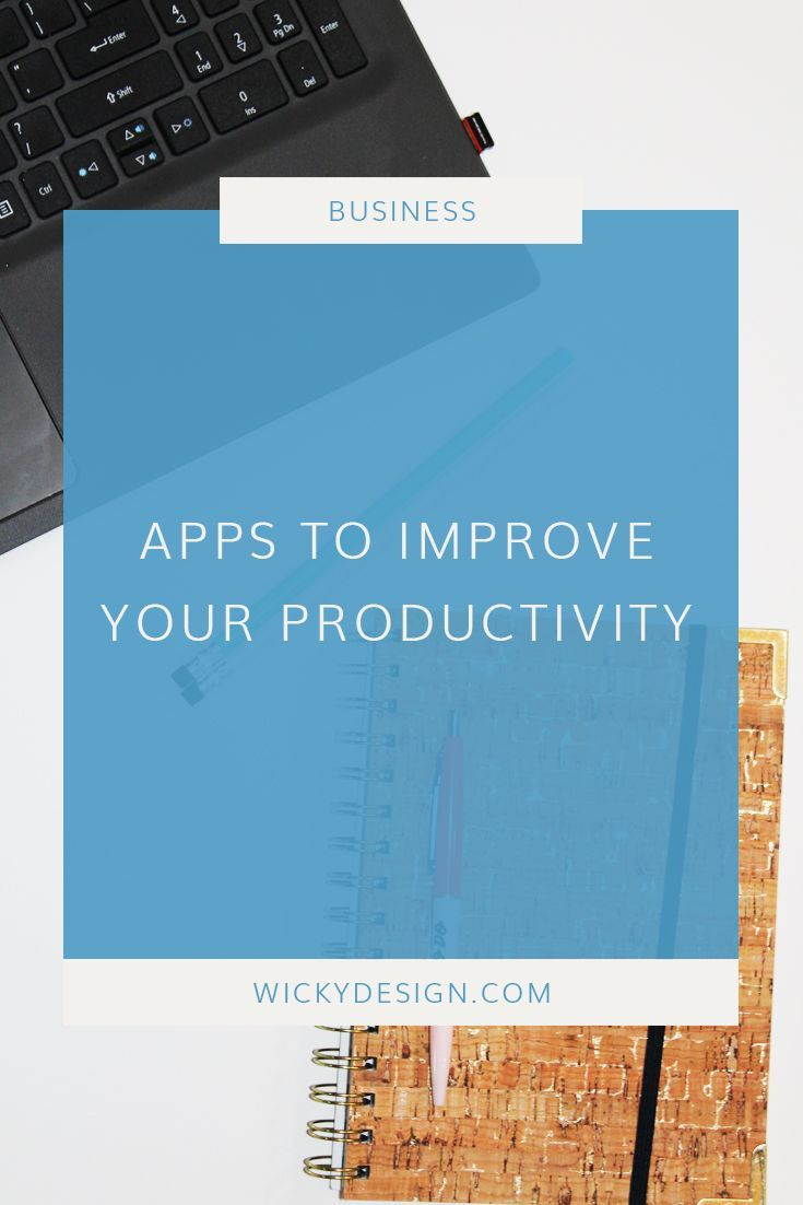 Apps to Improve Your Productivity Affiliate marketing