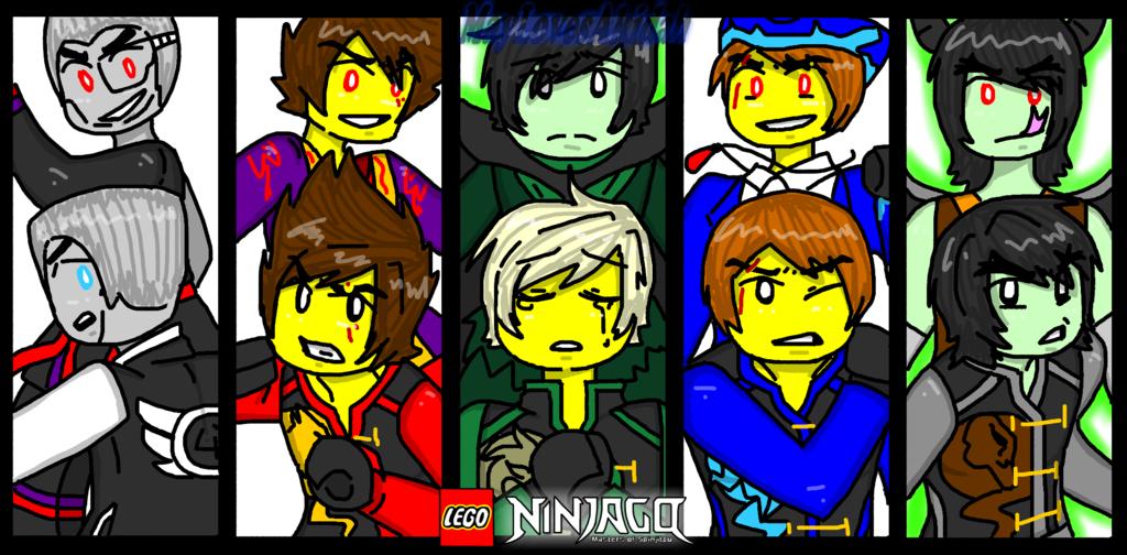 lego ninjago 910 by maylovesakidah deviantart com on deviantart