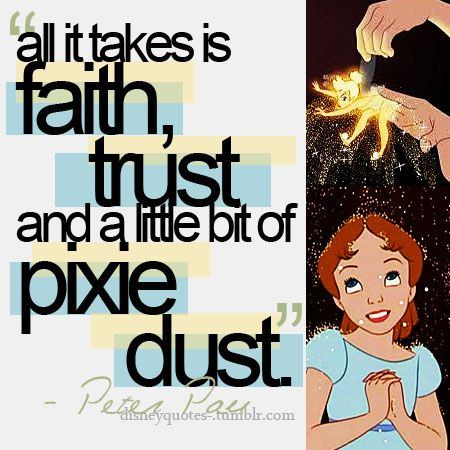 Pixie Dust!!