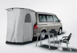 Volkswagen Genuine Tailgate (shower/utility) tent … | Vw ...